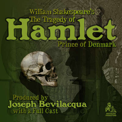 Lost Hamlet is found. Available July 7 from Blackstone Audio.