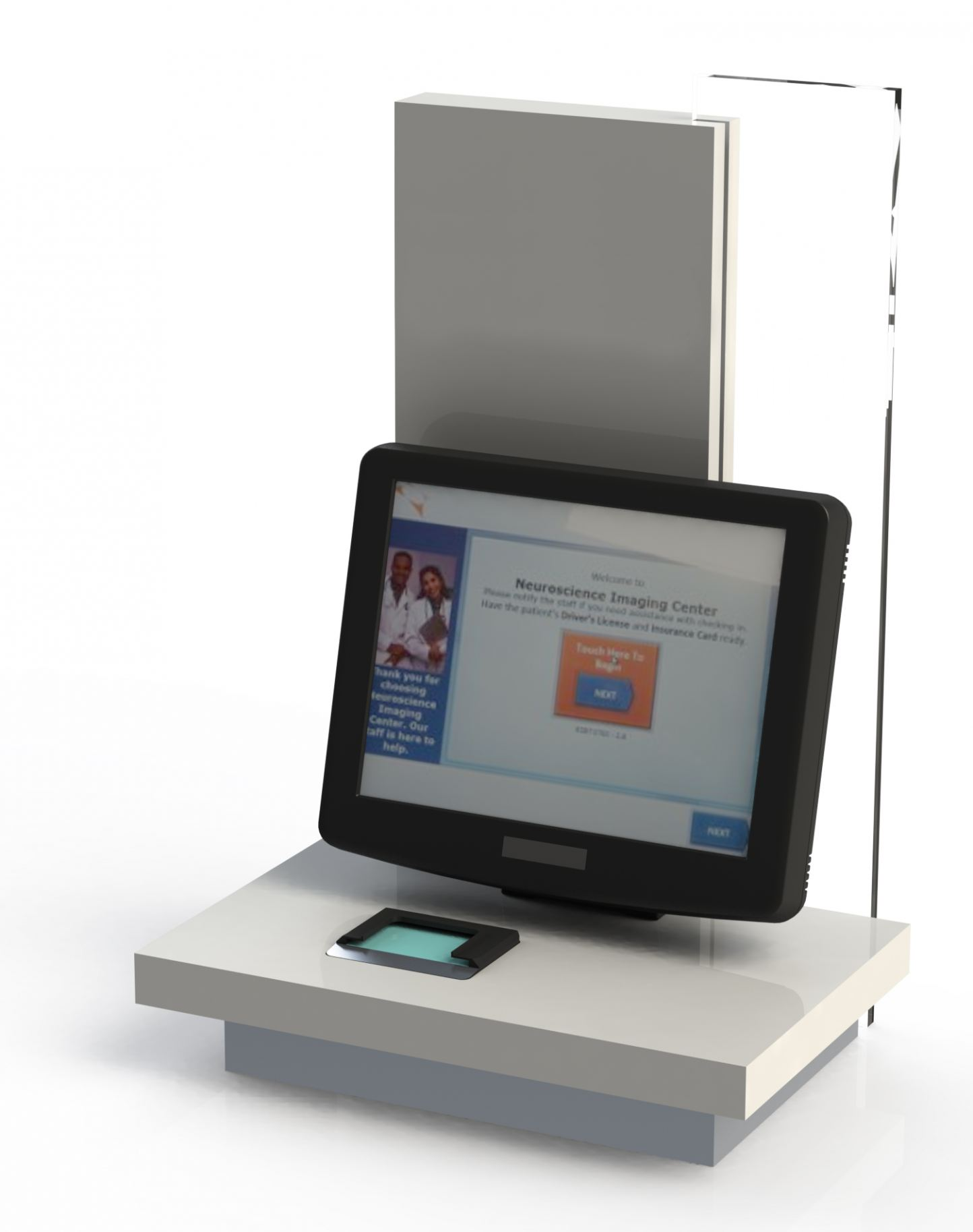 Clearwave's Patient Registration Station Saving Time for Patients and Providers
