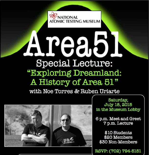 Special Presentation on Area 51