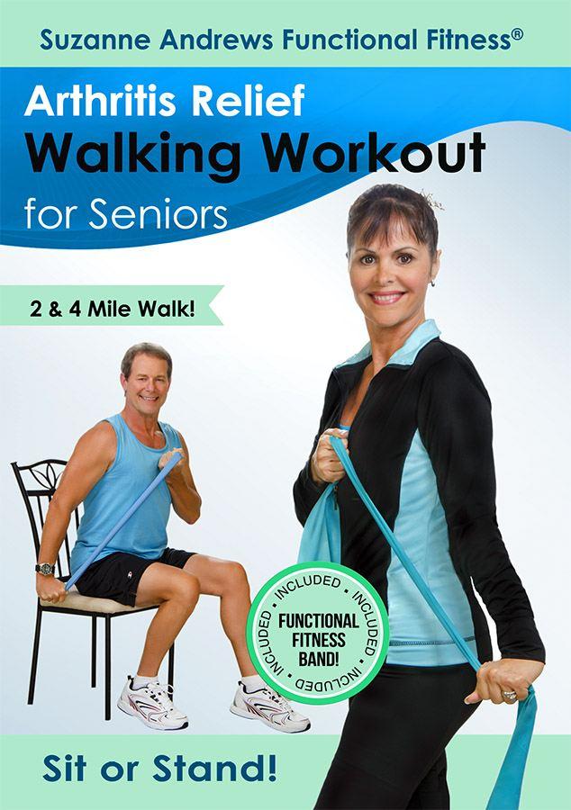 Arthritis Relief Walking Workout