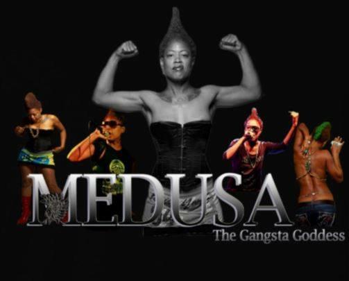 Legendary Rapper - Medusa The Gangsta Goddess