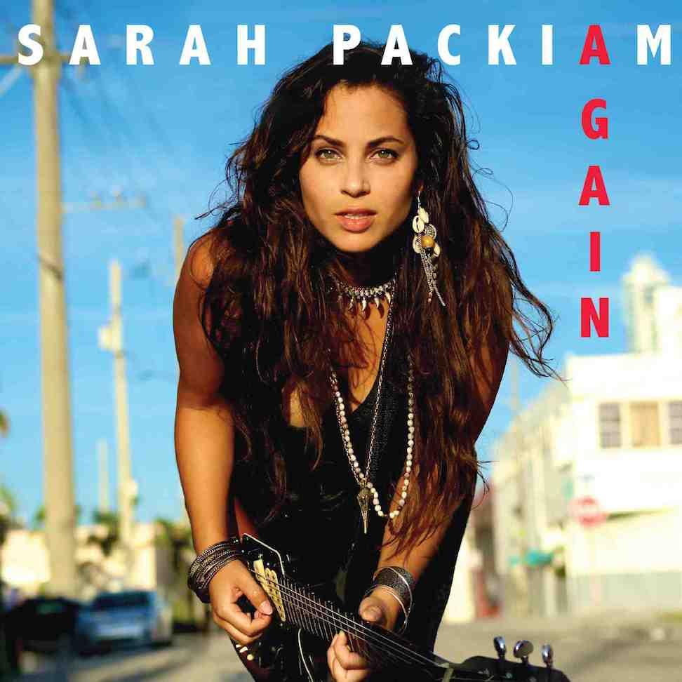 Sarah Packiam - Again