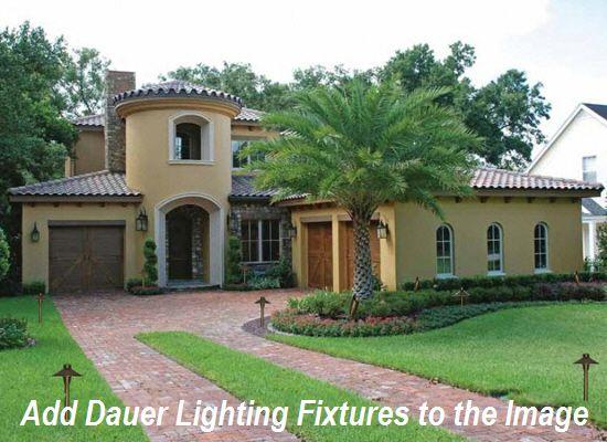Landscape Lighting Software And Lighting Effects Includes Dauer Fixtures Landscape Lighting Software And Dauer Lighting Prlog