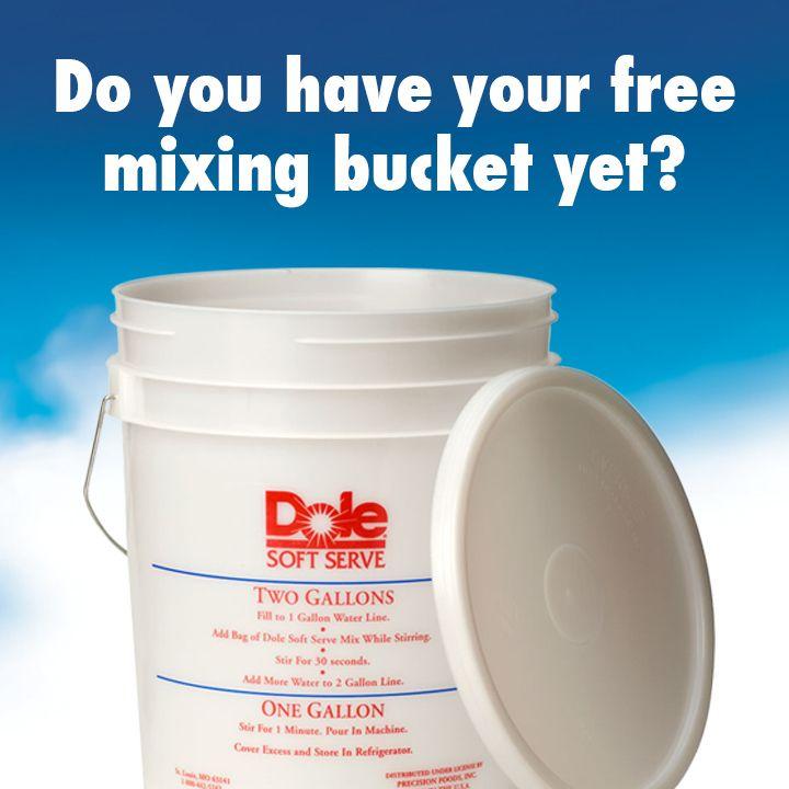 Dole bucket