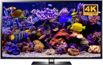 4K Ultra HD Aquarium Video