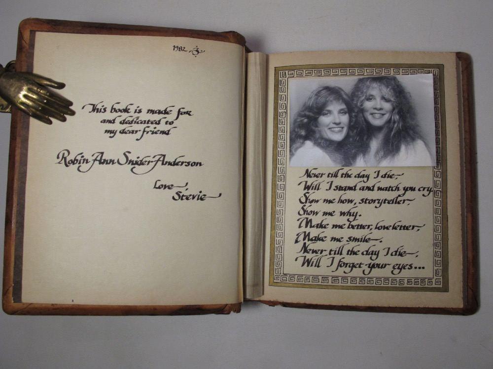 Stevie's Journal