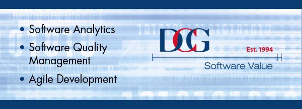 DCG Software Value was formerly known as David Consulting Group.