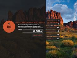 Visit us at our website suncorridorregionalcenter.com