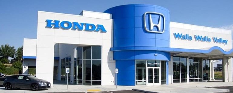 Walla walla valley honda celebrates one year anniversary for Honda car dealer