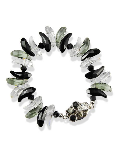 """Brushstrokes"" Bracelet from Alacarte Jewelry"