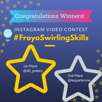 #FroyoSwirlingSkills