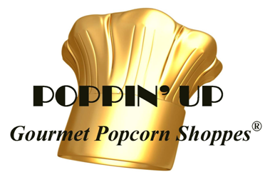 Poppin' Up Gourmet Popcorn Shoppes