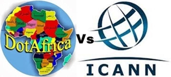 DCA vs ICANN logo