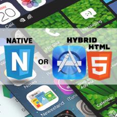 Native or Hybrid Mobile Apps, iMOBDEV conveys rema