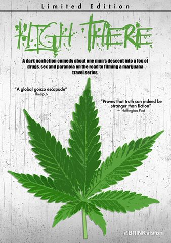High There available as VOD & Limited Edition DVD