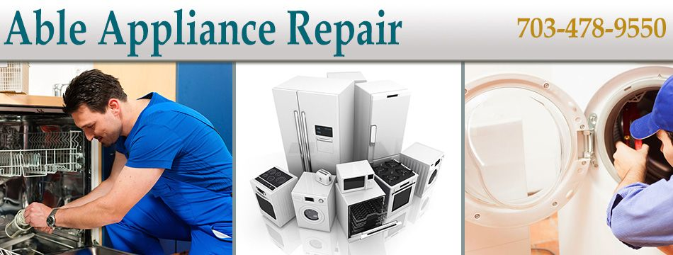 Able Appliances Offering 55 Off On Any Complete Repair