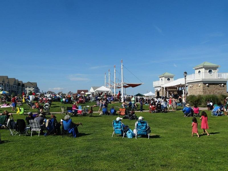 Long Branch Jazz and Blues Festival