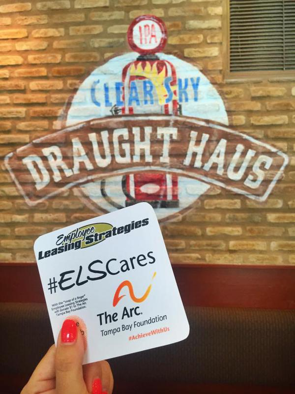 Example of 'coaster selfie' at Clear Sky Draught Haus