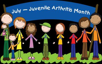 HDPT Marks Juvenile Arthritis Month