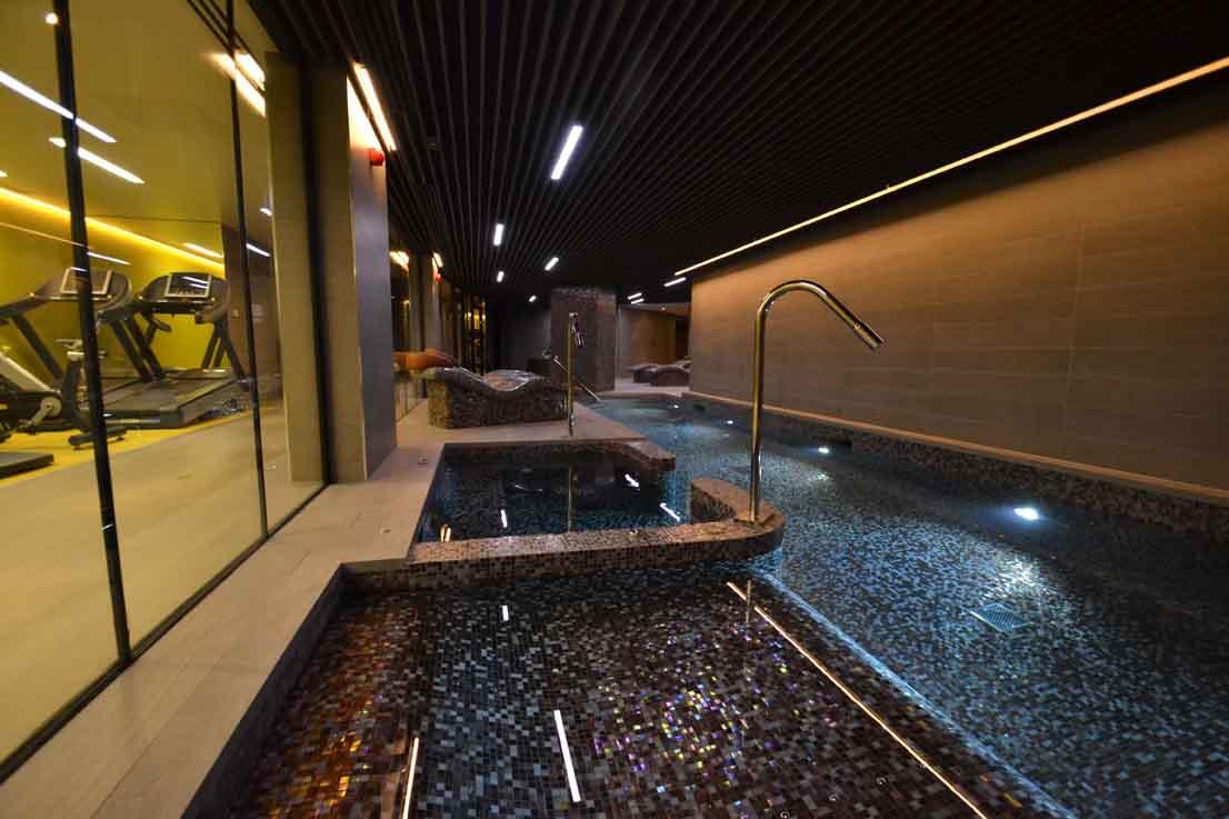City road london basement swimming pool facility for Bespoke swimming pools