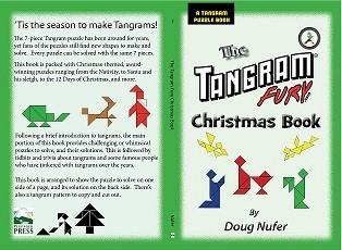 Tangram Fury Christmas Book