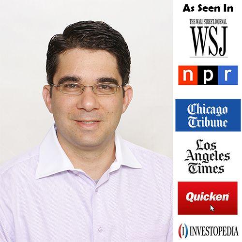 Sev Meneshian, CFP® - owner of Public Retirement Planners, LLC