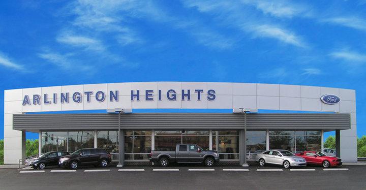Arlington Heights Ford Dealership