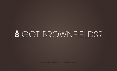 For people with brownfields, working on brownfields or with ideas for reuse.