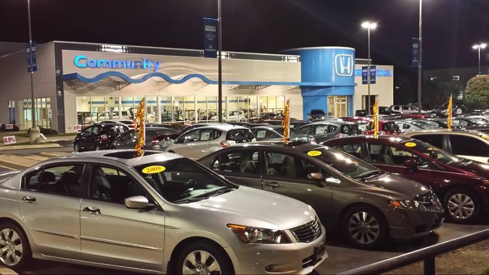 Community honda celebrates 40 years of providing for Honda dealer orland park