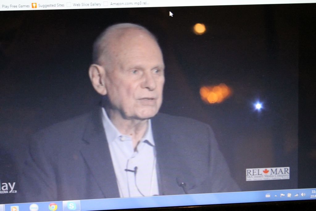 The Hon. Paul Hellyer