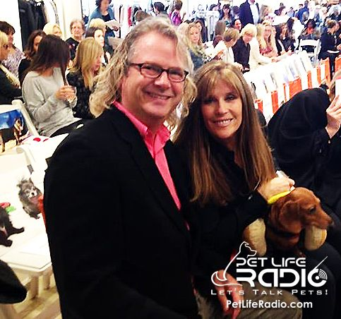 "Chris Onthank with Jill Rappaport on ""Canine Master"" on Pet Life Radio"