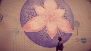 Mural by Chris Soria & Growdswell