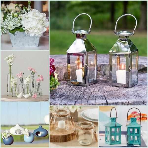 Decorative Lantern & Wedding Centerpiece - HotRef