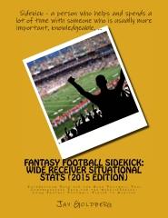 Jay Goldberg of 900 Football Link's latest book.