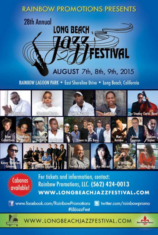 Th Annual Long Beach Jazz Festival