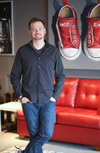 Bryan Webber - President/Co-Founder
