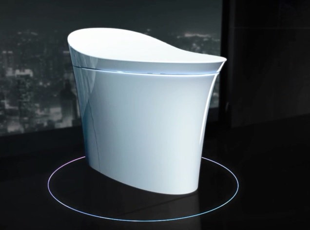 Kohler Introduces The Veil Quot Intelligent Toilets Are The