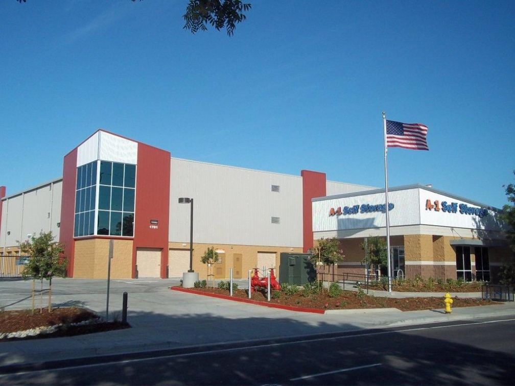 A-1 Self Storage in San Jose, California