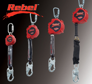 Rebel Personal Fall Protection SRL's