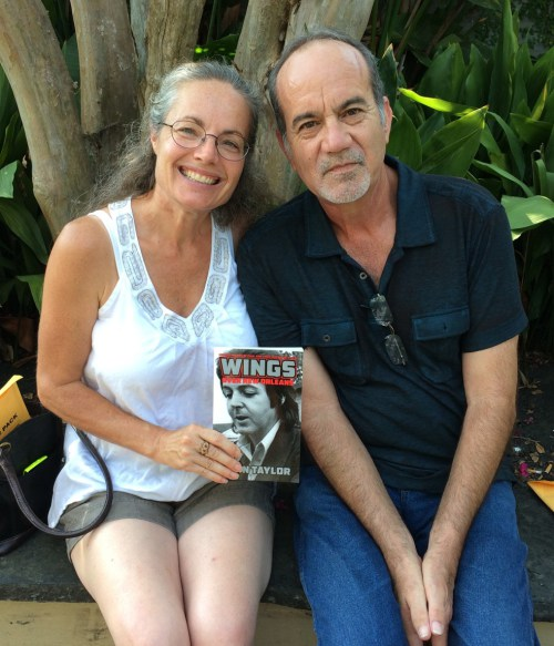 Beatles Freak Reviews with author John Taylor in New Orleans