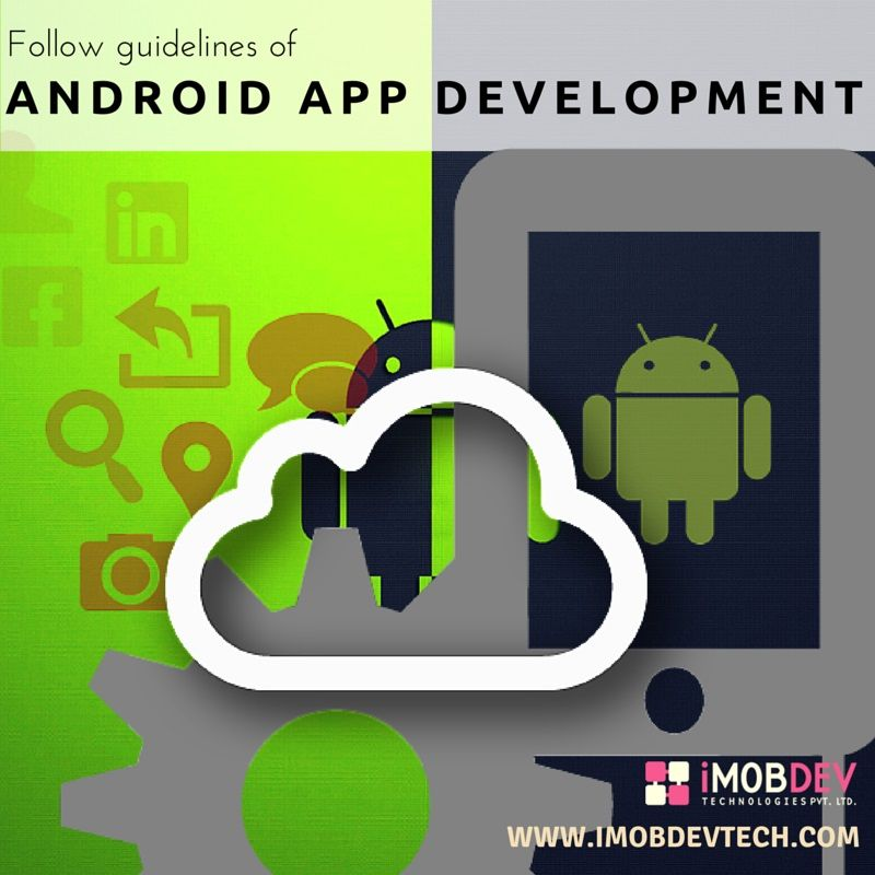 iMOBDEVTECH.com follows guidelines of Android App