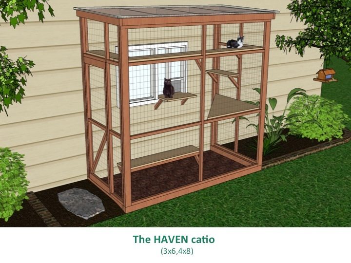Catio Spaces™ adds six DIY catio plans to its product offerings -- Catio Spaces | PRLog