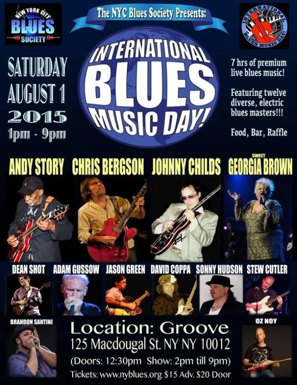 Blues Dance New York