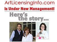 Art Licensing Info is Under New Management