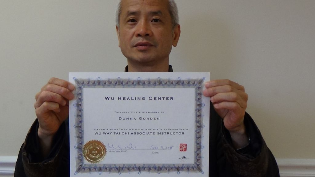 Students completing the workshops will receive a certificate from Dr. Wu