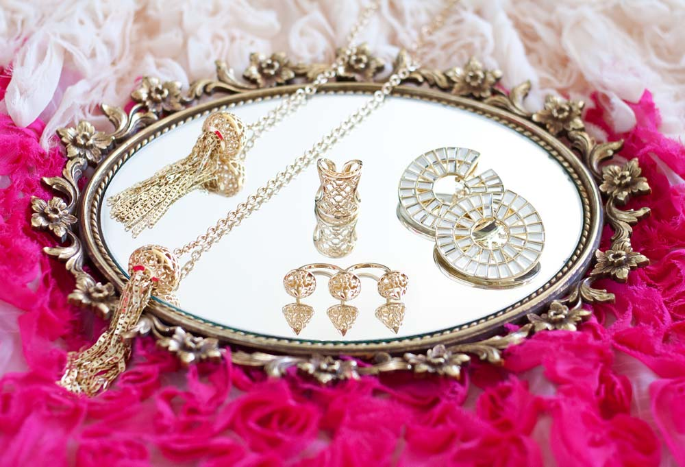 Isharya Jewelry Debuts Wedding Gift Program At Vogue India Wedding