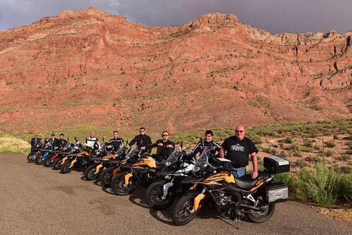 CSC Motorcycles WAAR Team