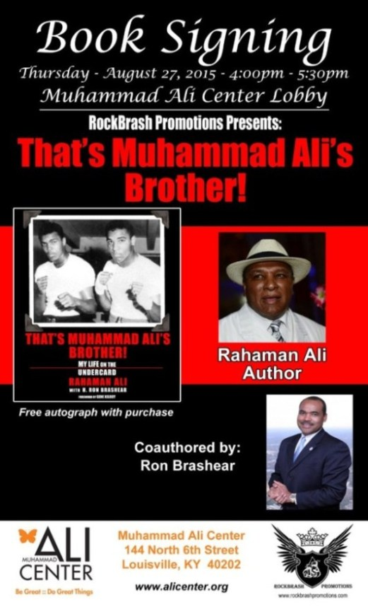 AliCenter BookSigning Poster_08272015