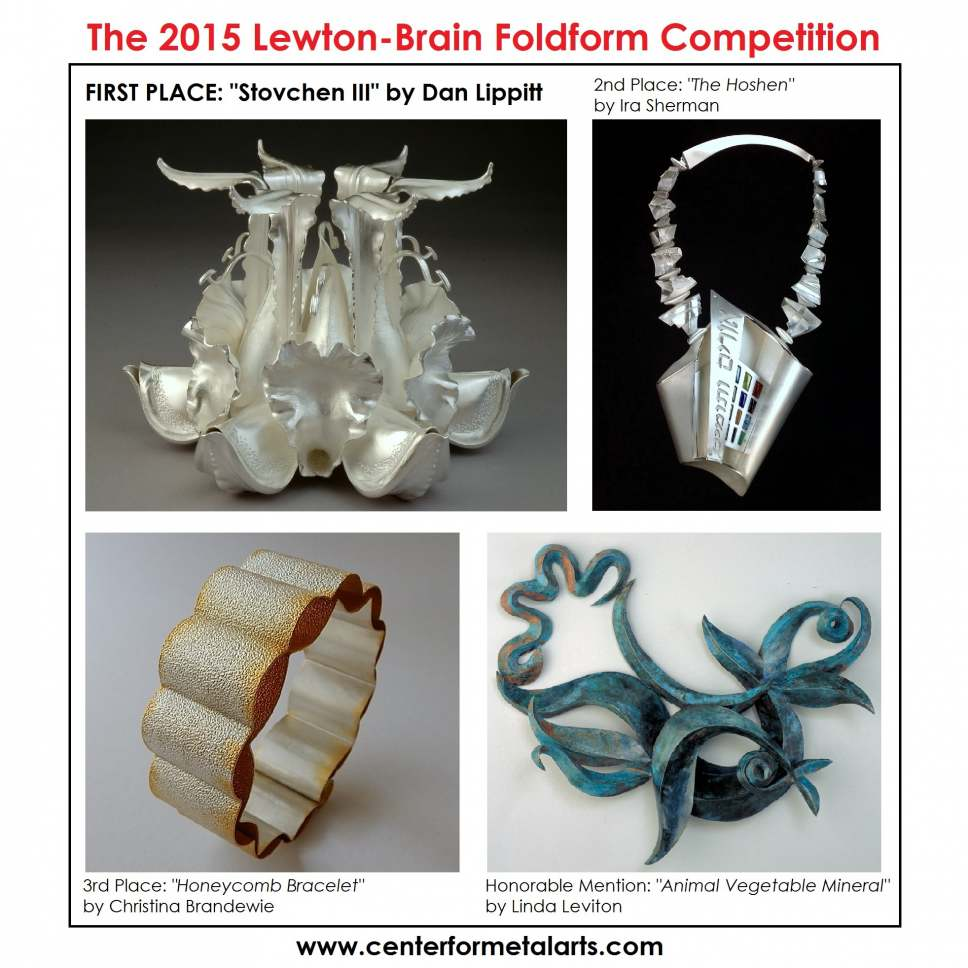 Winning entries by Dan Lippitt, Ira Sherman, Christina Brandewie, Linda Leviton