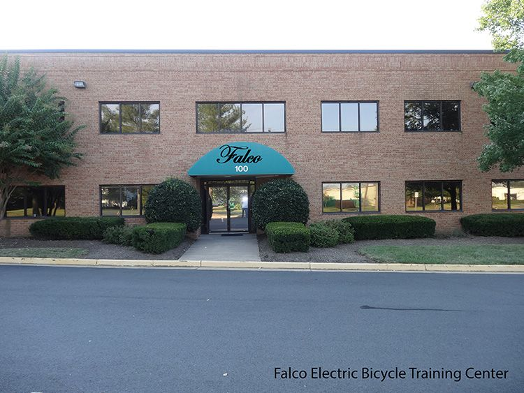 Falco Electric Bicycle Training Center-2